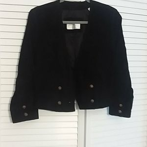 Lord and Taylor suede jacket